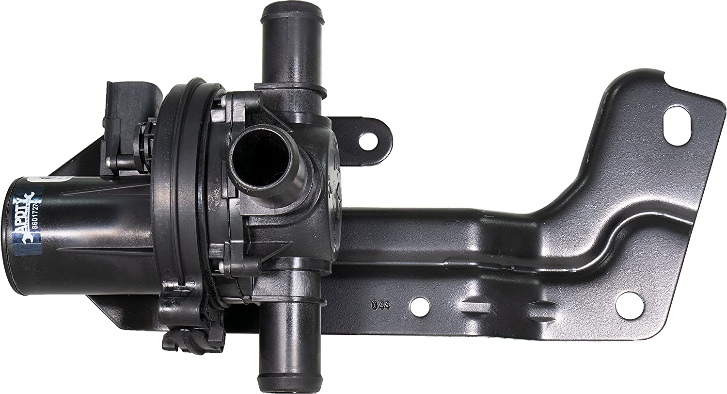 Includes Bracket For Some Models That Rust; Replaces 52014892AC, 52014892AA, 52014892AB APDTY 141284 Coolant Heater Control Valve 3 Way Fits 2013-2017 Dodge Ram 1500