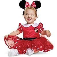Disguise Disfraz de Minnie Mouse de Red