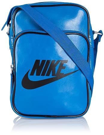 NIKE Unisex Heritage SI Suitcase Mini Bag Man Bag Travel Bag ...