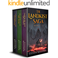The Landkist Saga: An Epic Fantasy Series (Books 1-3)