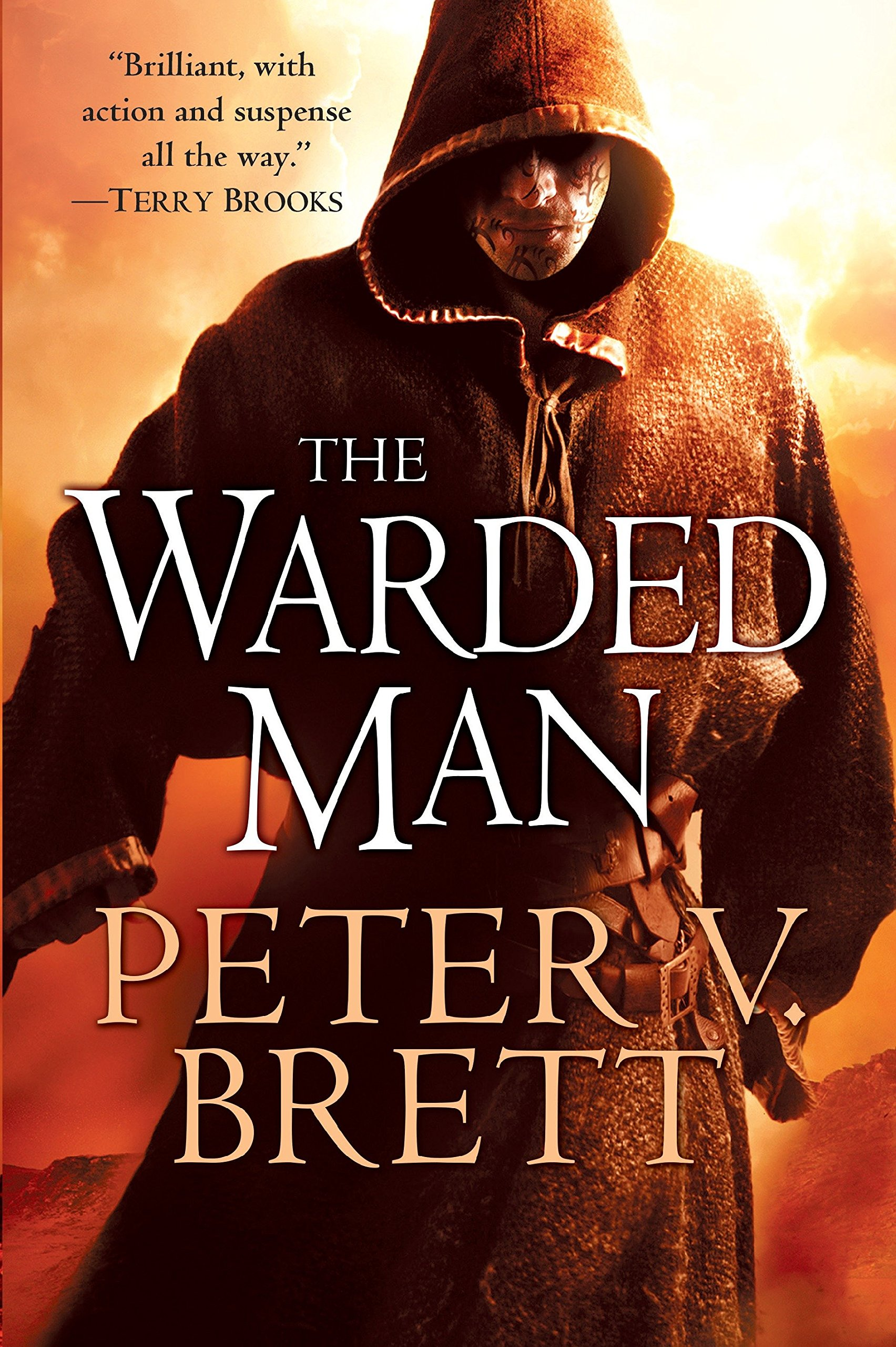 Download The Warded Man: Book One of The Demon Cycle ebook