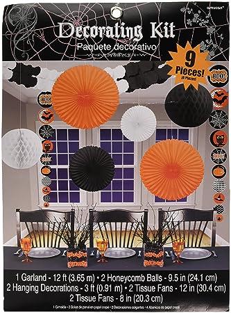 Amscan International ltd 240341 Halloween Room Decoration Set