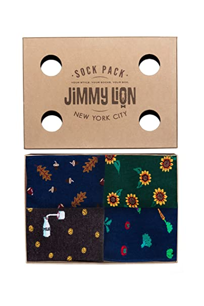 Jimmy Lion Sock Pack