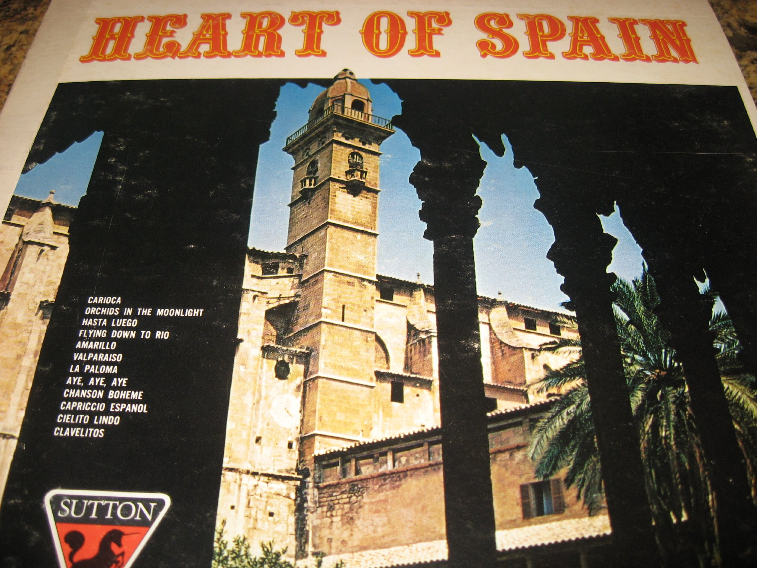 Heart of Spain [1964]