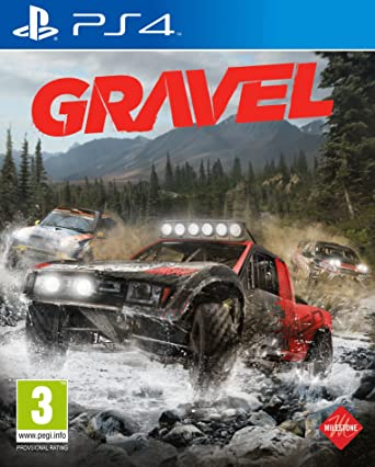 Gravel PS4 Amazoncouk PC Video Games