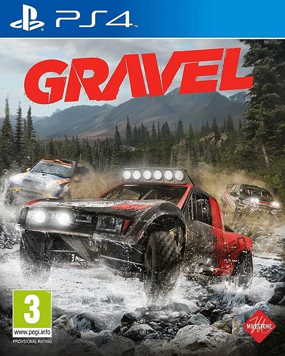 Gravel Ps4 Amazon Co Uk Pc Video Games