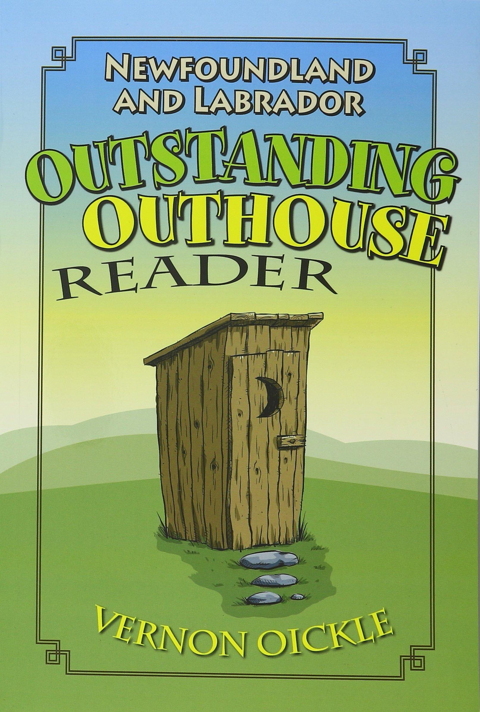 Newfoundland and Labrador Outrageous Outhouse Reader
