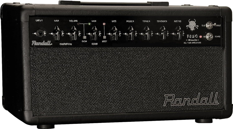 Randall RD de 50 h Head: Amazon.es: Instrumentos musicales
