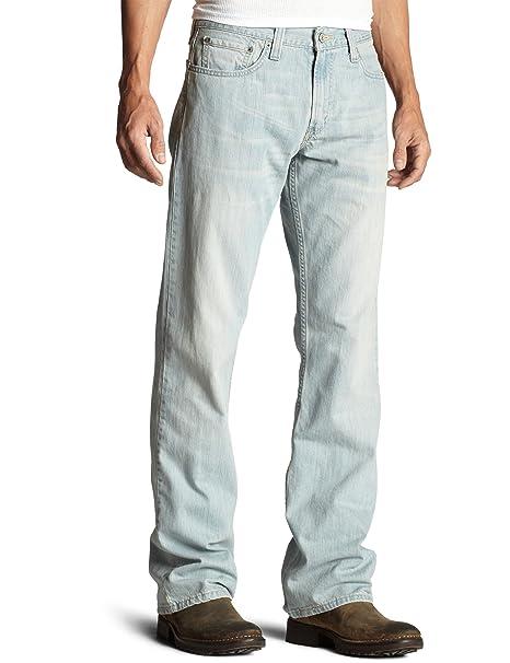 Amazon.com: Levi s Hombre 527 Slim Boot Cut Jean, 32 ...