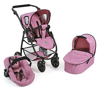 Babypuppen & Zubehör Spielzeug Puppenwagen Bayer Spielzeug Bequem Und Einfach Zu Tragen