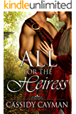 All for the Heiress (Lost Highlander Book 8)
