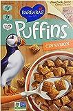 Barbara's Puffins, Cinnamon, 10 oz