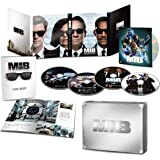 【Amazon.co.jp限定】メン・イン・ブラック 4ムービー・コレクターズBOX(ブルーレイセット)(初回生産限定)(特典 スペシャル・ボーナスディスク付) [Blu-ray]