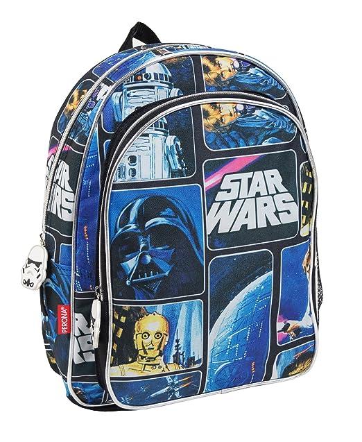 Star Wars - Mochila Infantil Space - Mochila Space Infantil: Amazon.es: Ropa y accesorios