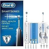 Oral-B Smart 5000 + Kit per l'Igiene Orale e Idropulsore Oxyjet