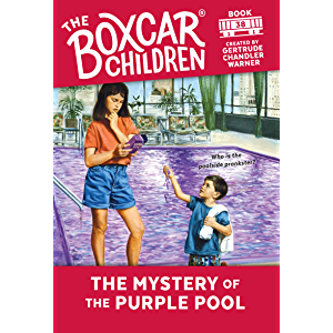 The Mystery of the Purple Pool (The Boxcar Children Mysteries)