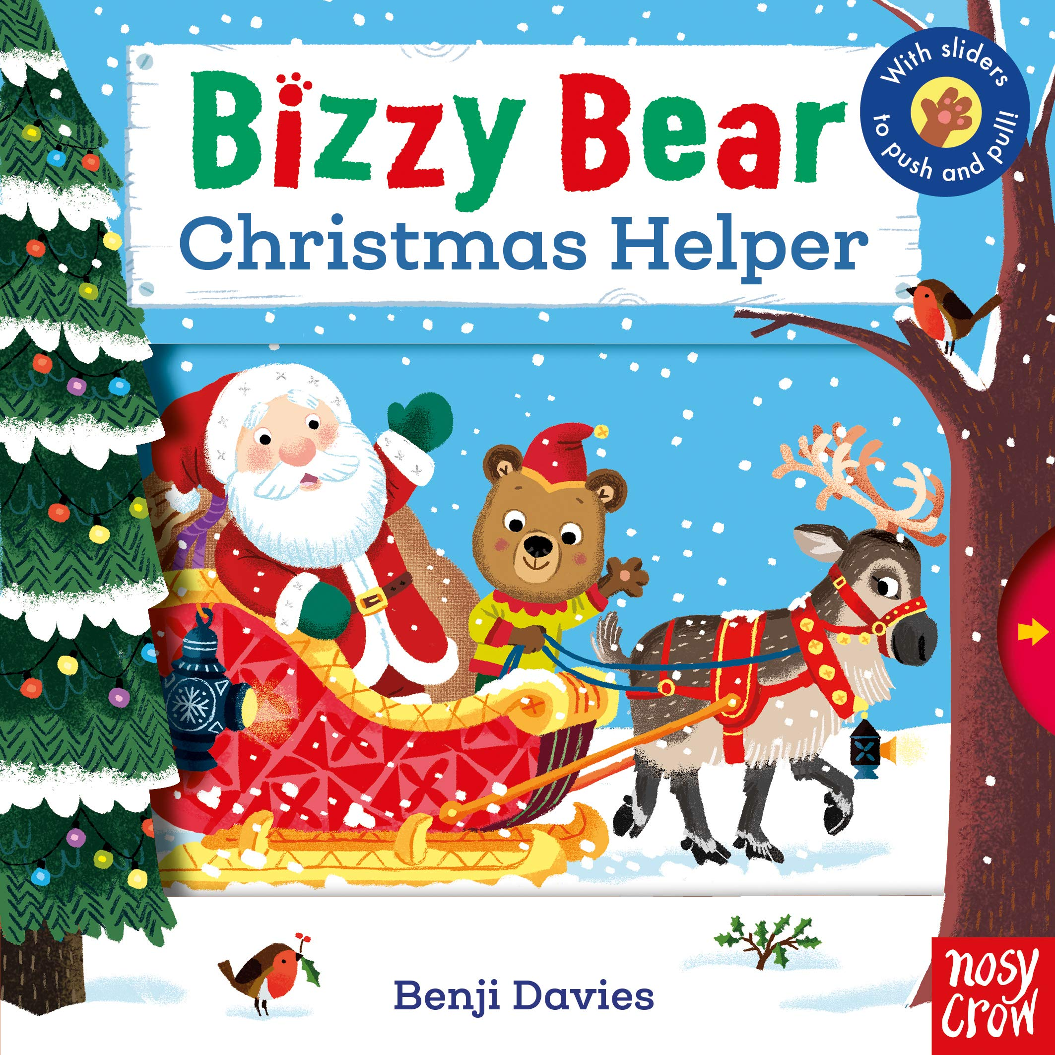 Read Online Bizzy Bear: Christmas Helper pdf
