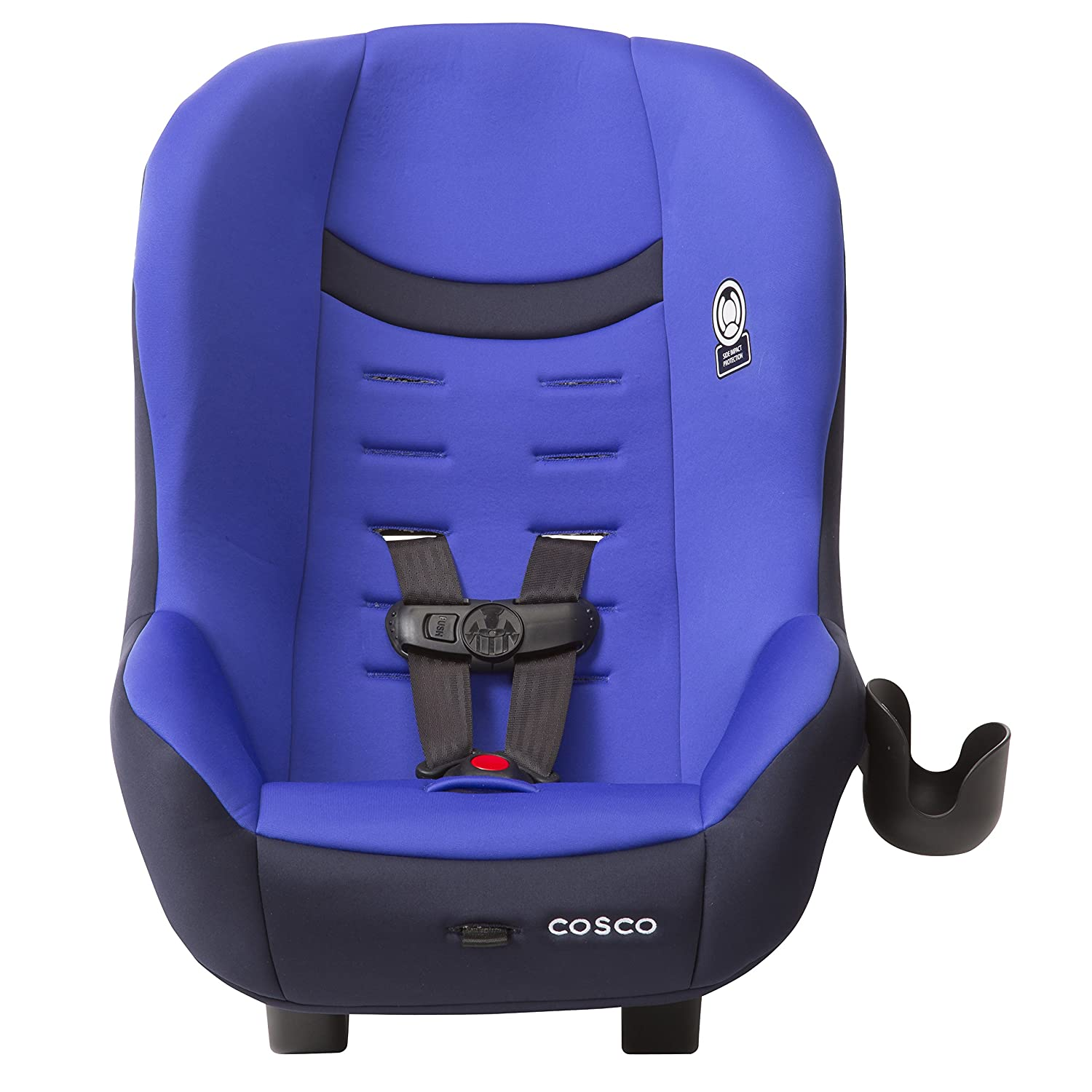 Cosco 22182CDEO Scenera Next Convertible Car Seat - River Run, Blue Dorel Juvenile