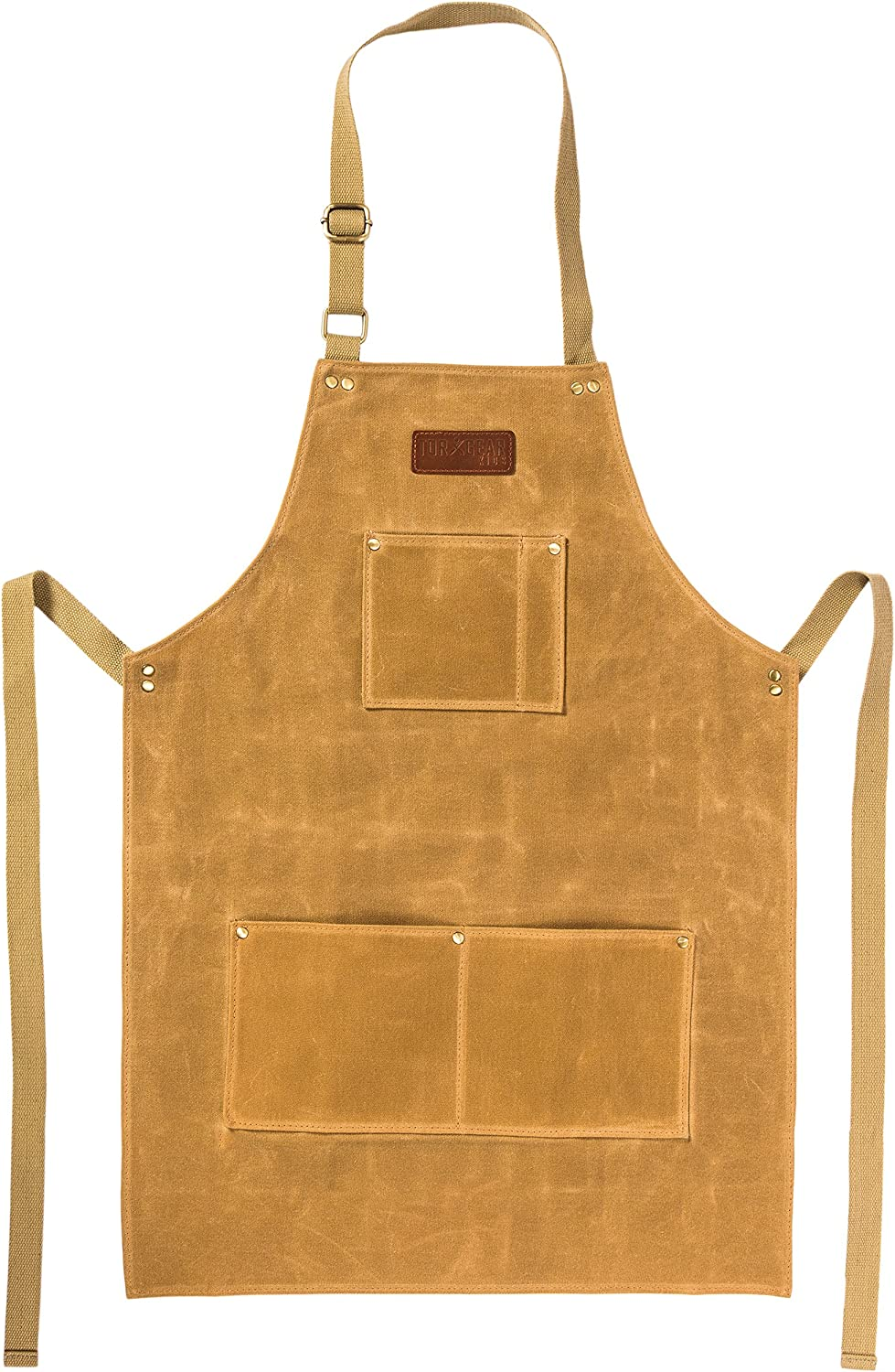 Details about  /Children Tool Aprons for Heavy Duty Thick Water Resistant Washed Canvas
