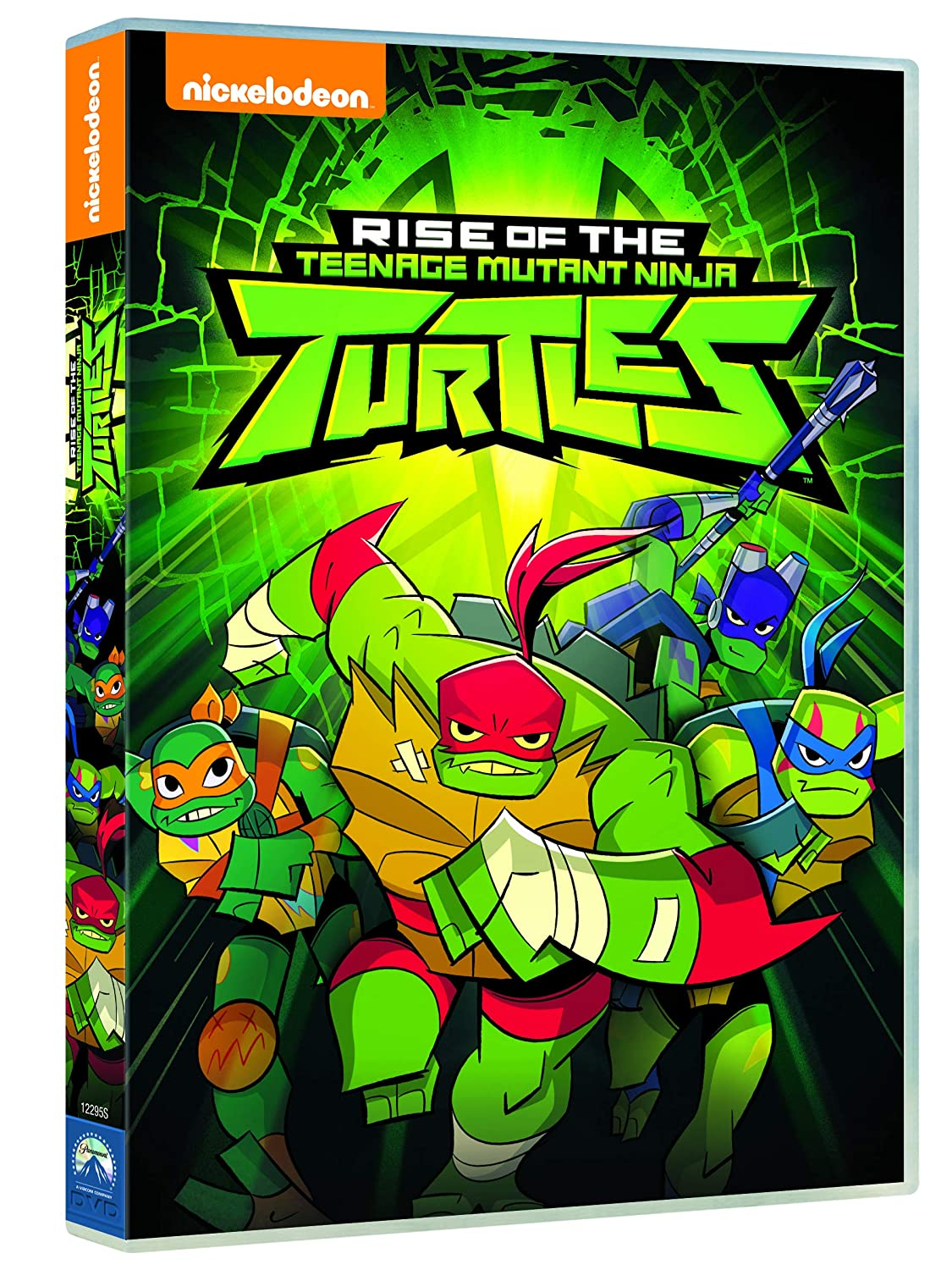 Rise Of The Teenage Mutant Ninja Turtles 1 [DVD]: Amazon.es ...