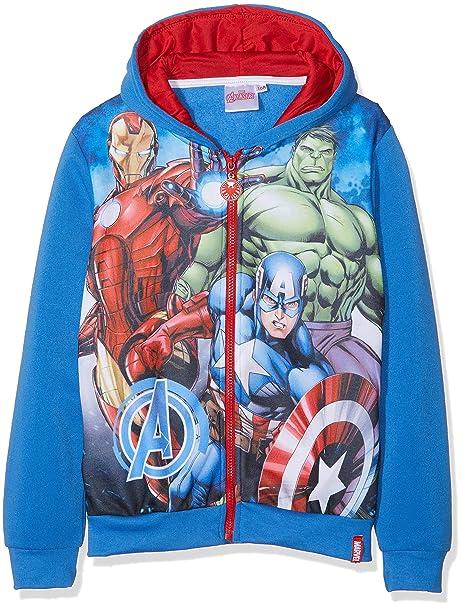 Marvel Avengers Infinite War, Sudadera para Niños, (Blue 18-4043tc), 4 años: Amazon.es: Ropa y accesorios