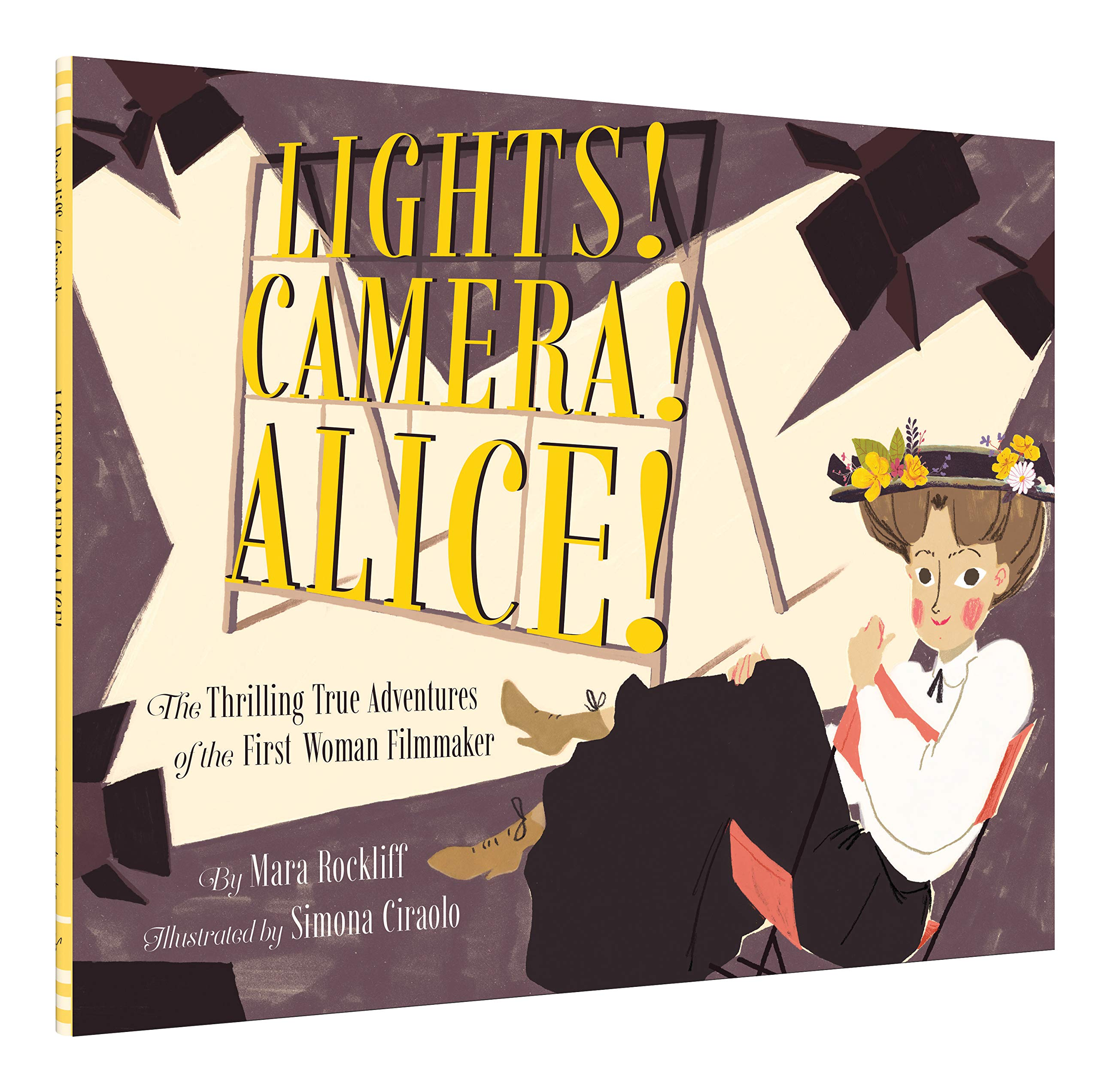 Image result for lights camera alice guy amazon