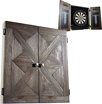 Best Dart Board Cabinets