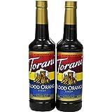 Torani Syrup, Blood Orange, 25.4 Ounces (Pack of 4)