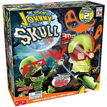 Fotorama / The Visions of Johnny the Skull Deluxe Set with ...