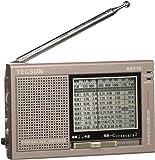 Tecsun R9710 Portable Pocket-size 10-Band Analog Dual Conversion Worldband AM/FM Shortwave Radio