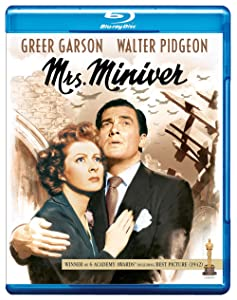 Mrs. Miniver (BD) [Blu-ray]