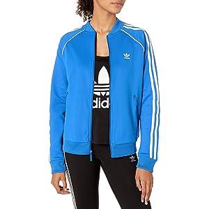 adidas Originals Women's Superstar Track Top Jacket