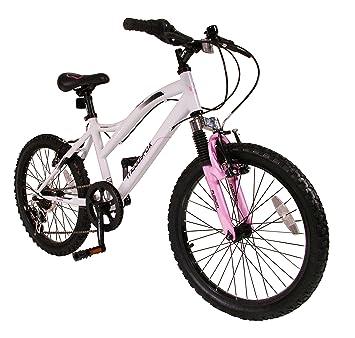 aa10e2f9e21 Muddy Fox Girl s Havana Bike-White Pink