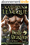 A Wolfe Among Dragons: Sons of de Wolfe (de Wolfe Pack Book 8) (English Edition)