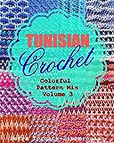 TUNISIAN Crochet Vol. 3: Colorful Pattern Mix (TUNISIAN Crochet Stitches)