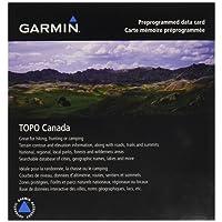 Garmin TOPO! Northwest Canada Map microSD Card