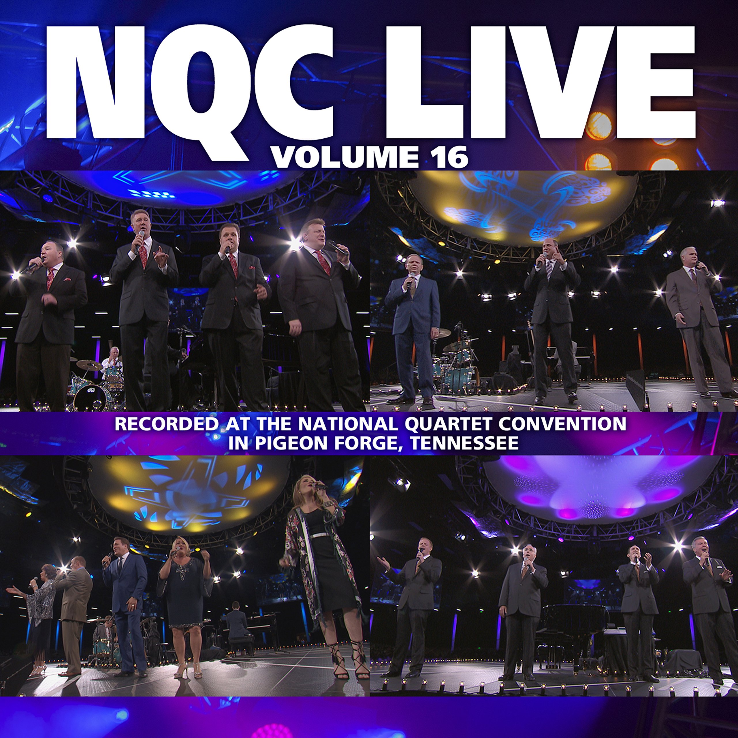 NQC Live Volume 16 by Shower Curtains