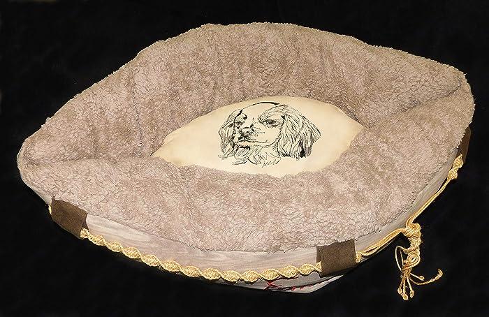 Lunachild hundebett hund boot böötchen englisch english toy