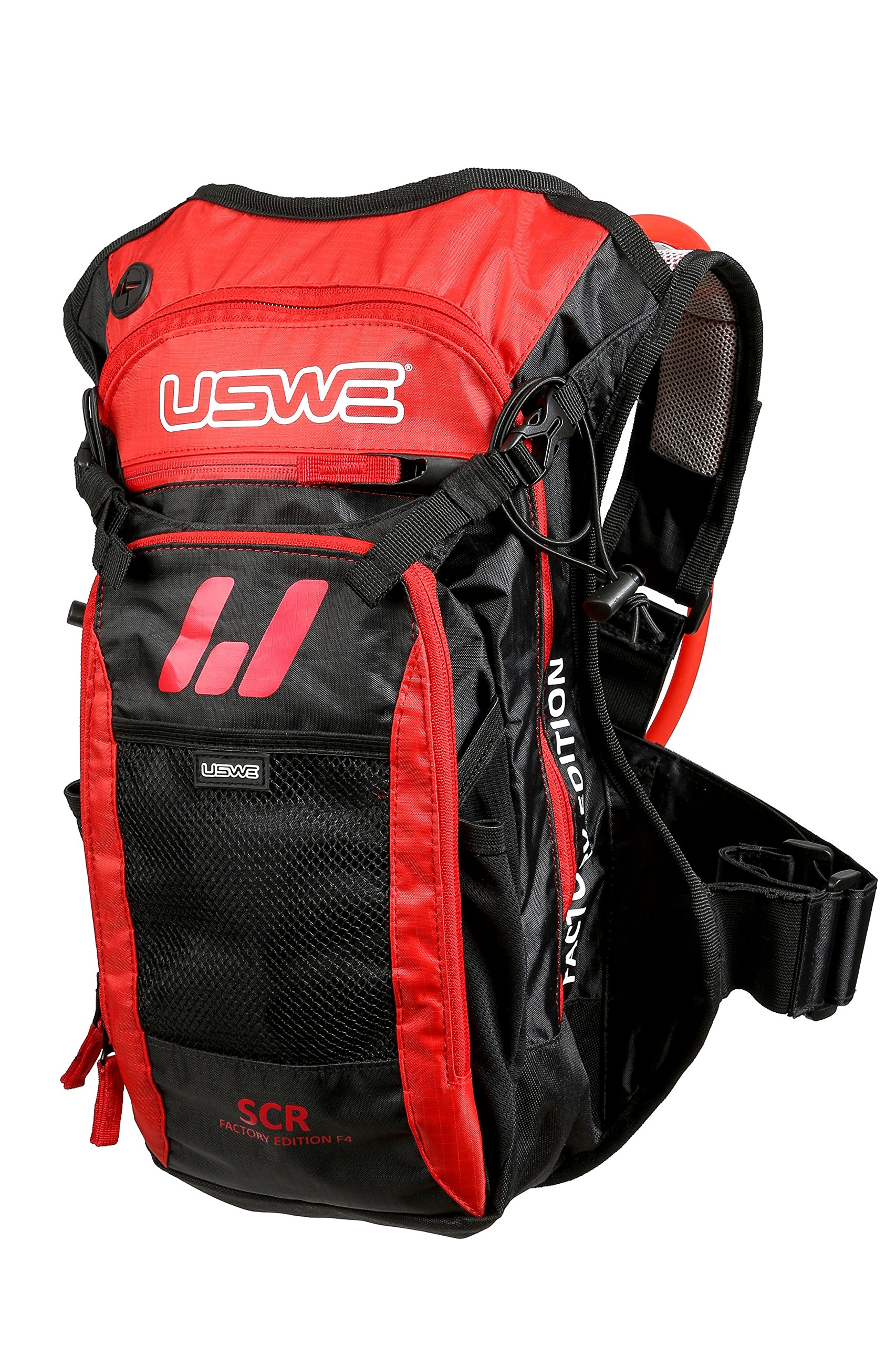 USWE 201210 F4 Hydration Pack With 3L Shape-N-Shift Hydration by USWE