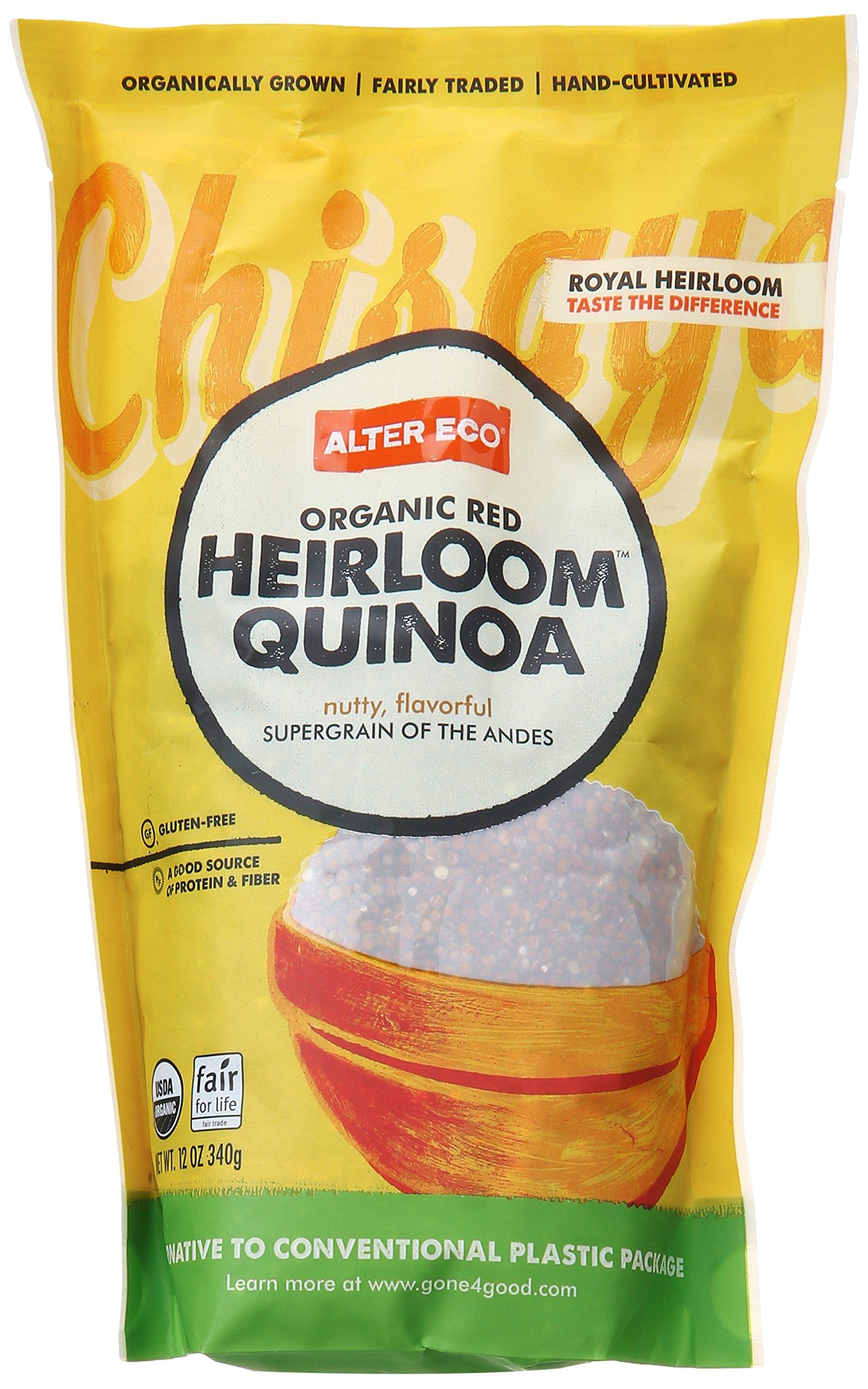 Alter Eco - Organic Royal Red Quinoa, 12 oz