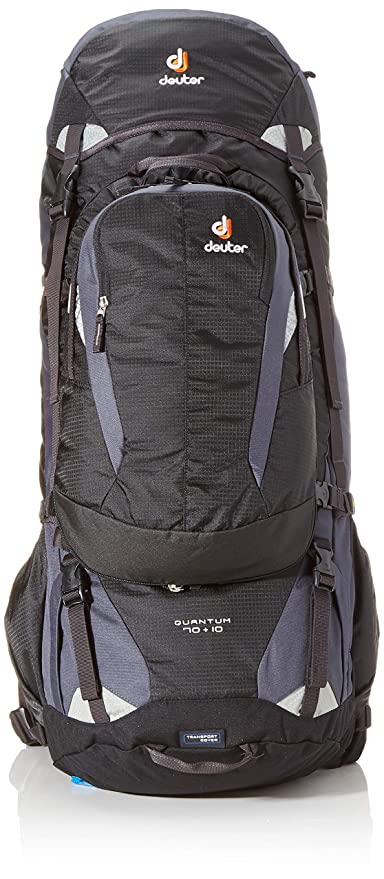 überlegene Materialien um 50 Prozent reduziert Outlet-Boutique Deuter Quantum Outdoor Hiking Rucksack available in Black - 80 Litres