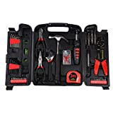 Visko Household Hand Tool Set (129-Pieces)