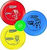 Innova Disc Golf DX Starter Set 160-175g - Colors May Vary
