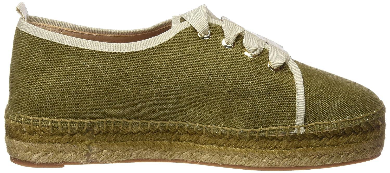 Castañer Damen Green Ketoss18002 Espadrilles Grün (Military Green Damen 403) 7eca4d