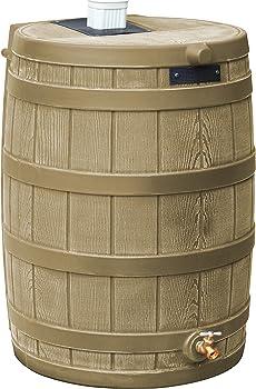 Good Ideas RW50-KHA Rain Barrel