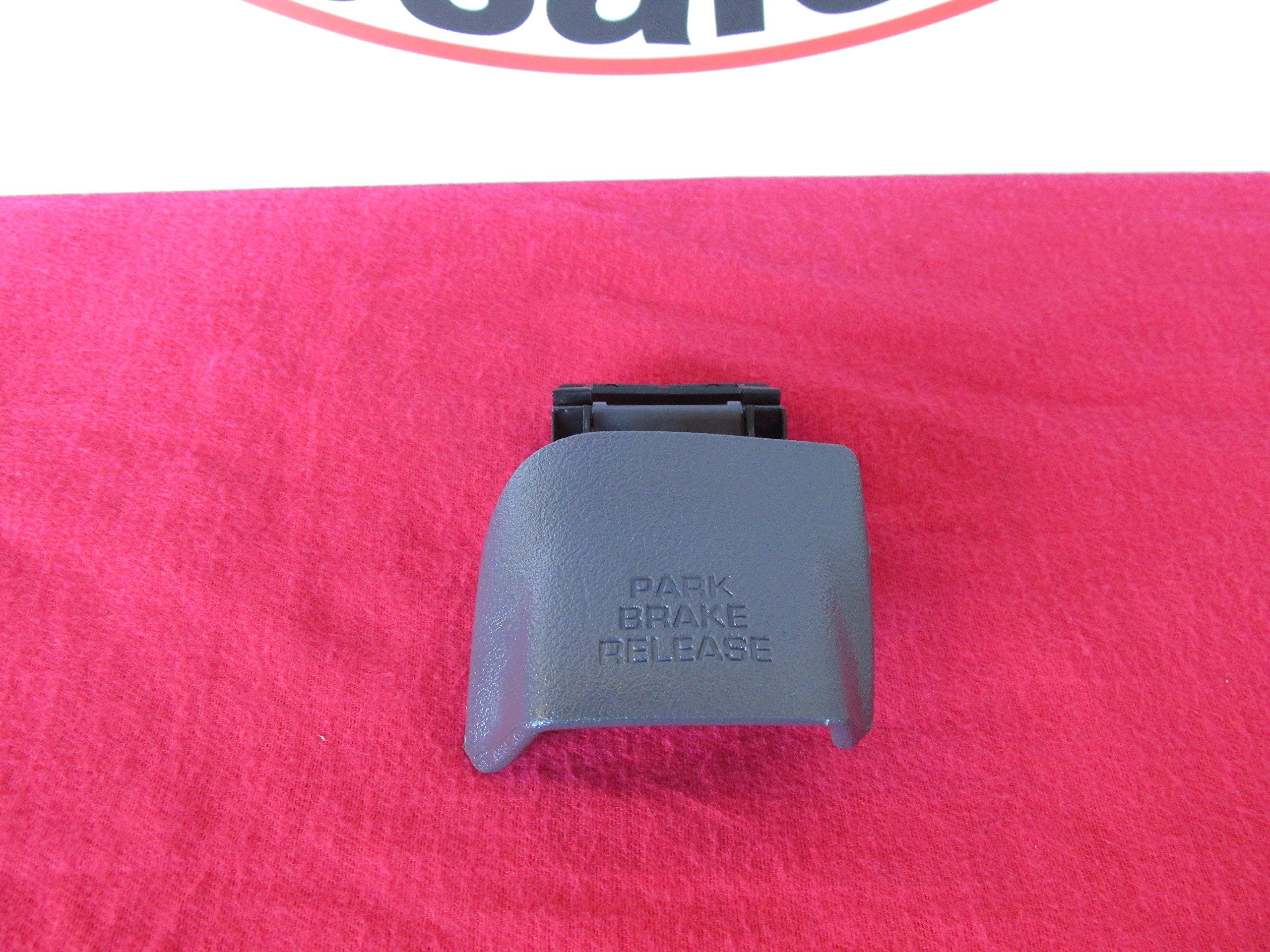 DODGE RAM 1500 2500 3500 Mist Gray Parking brake pull handle NEW OEM MOPAR by Mopar