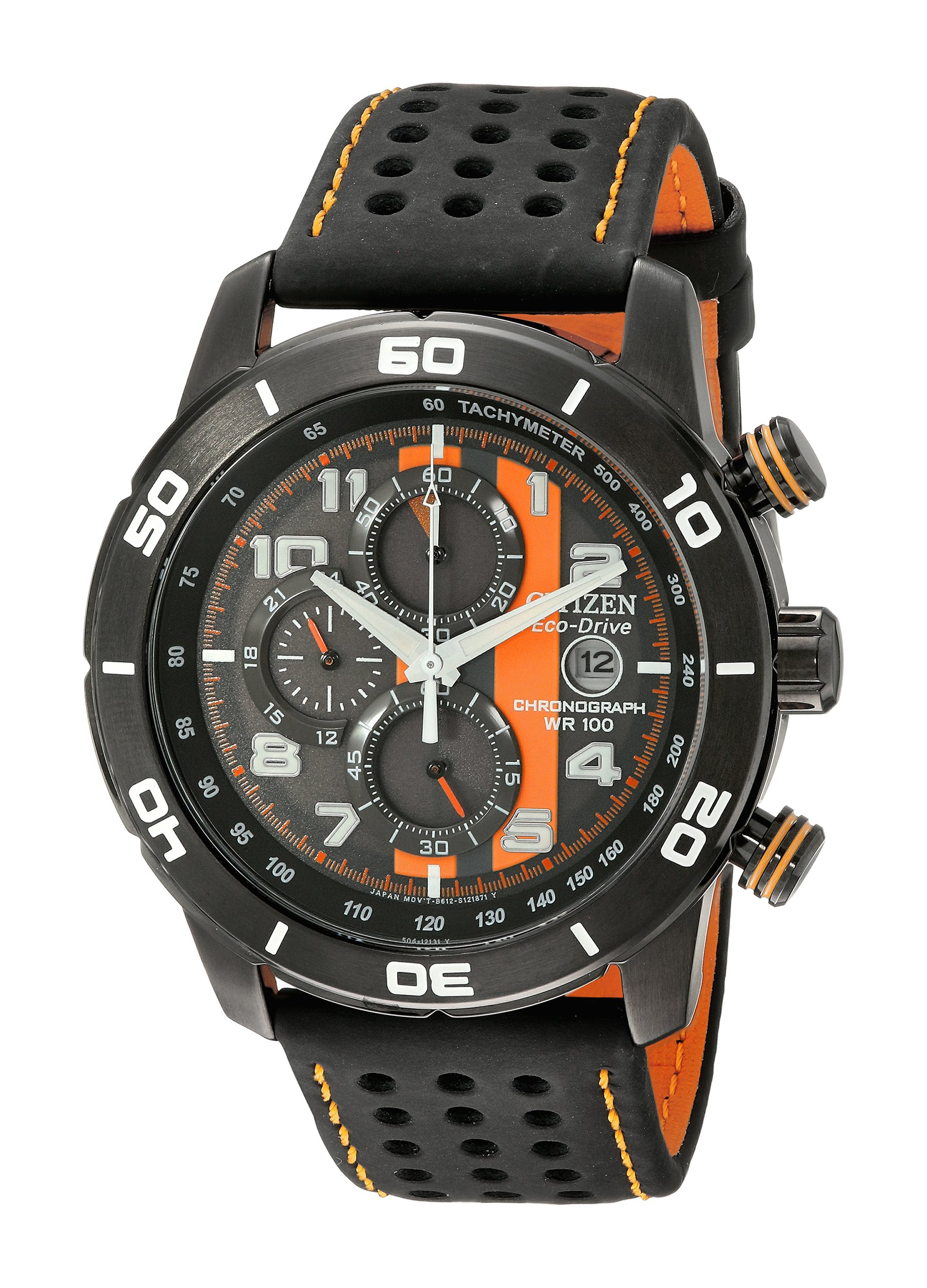 Citizen Men's CA0467-11H Eco-Drive ''Primo'' Chronograph Sport Watch by Citizen