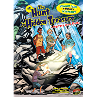 The Hunt for Hidden Treasure: A Mystery about Rocks (Summer Camp Science Mysteries Book 3)