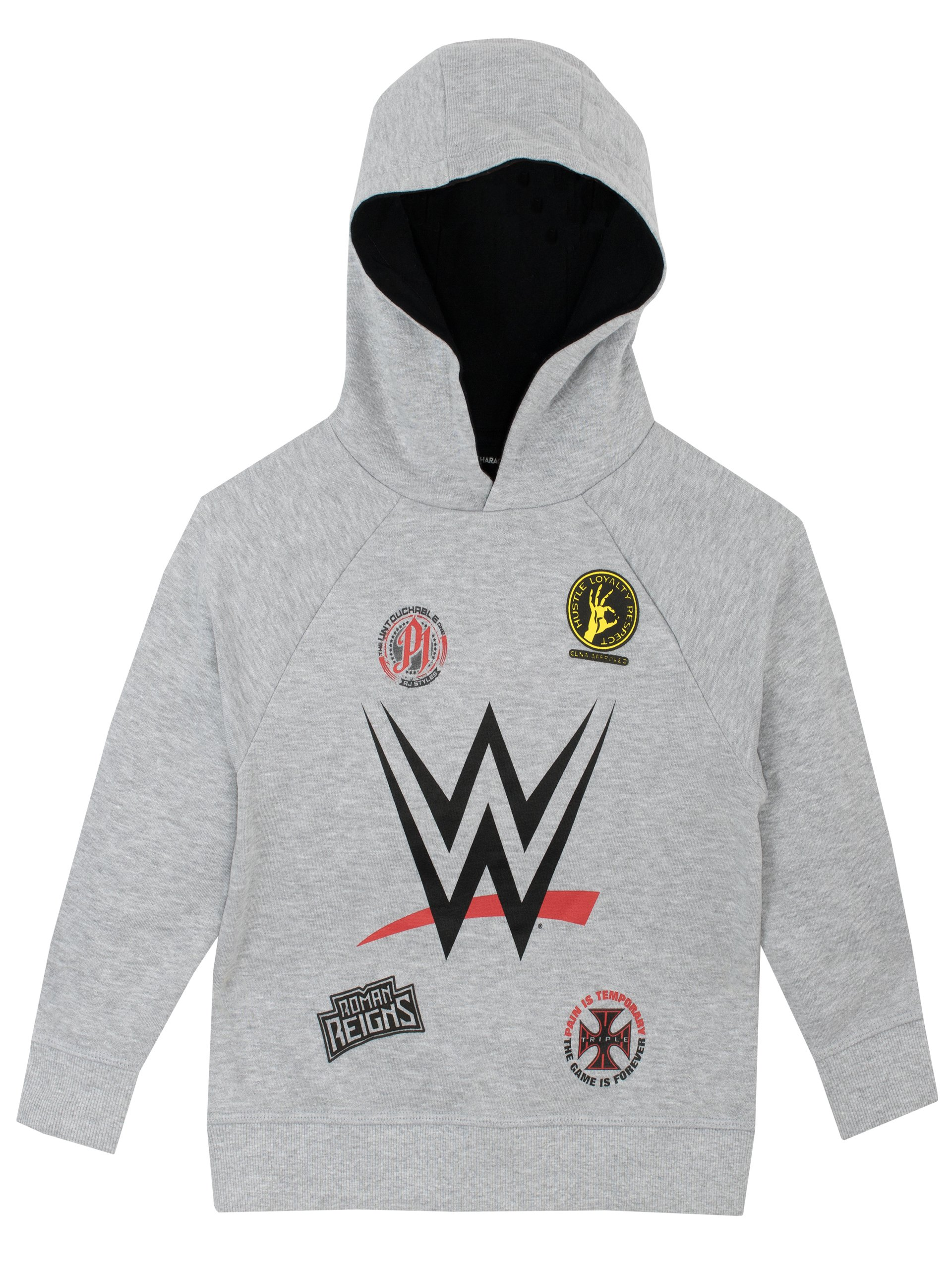 WWE Boys' World Wrestling Entertainment Hoodie Size 10
