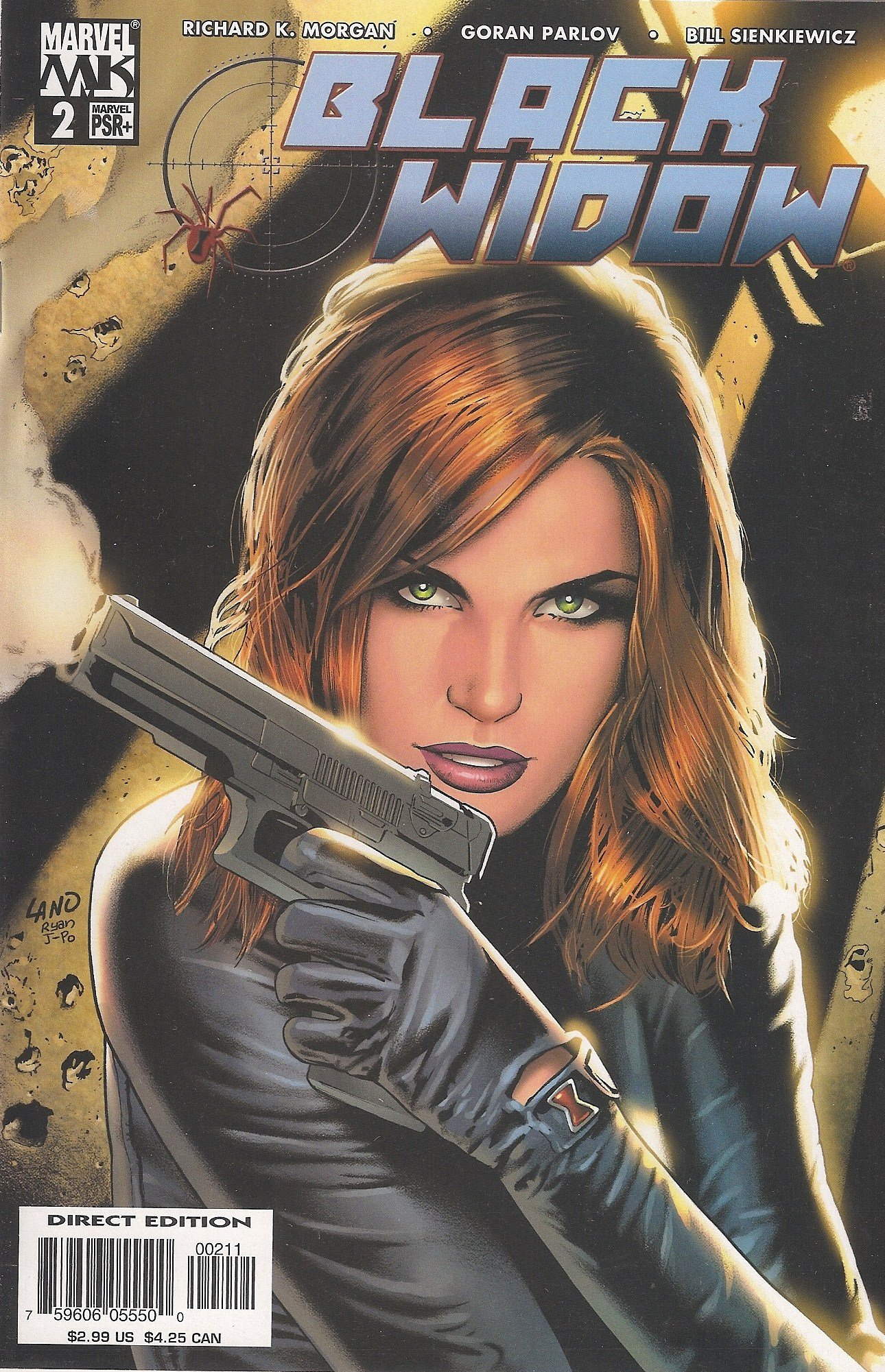 Download Black Widow 2 (Right to Life Part 2) pdf